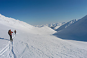 Alaska , Brooks Range. Iniakuk Lake Lodge.