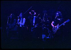 Jerry Garcia Band. With Jerry, Keith Godchaux, Donna Jean Godchaux, Maria Muldaur, Buzz Buchanan & John Kahn, at the Capitol Theater Passaic, NJ - 17 March 1978