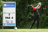Jacob Glenemmo (SWE) in action during the third round of the Hauts de France-Pas de Calais Golf Open, Aa Saint-Omer GC, Saint- Omer, France. 15/06/2019<br /> Picture: Golffile | Phil Inglis<br /> <br /> <br /> All photo usage must carry mandatory copyright credit (© Golffile | Phil Inglis)