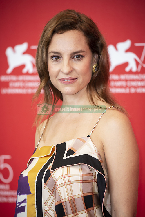 Marina de Tavira attends Roma photocall during the 75th Venice Film Festival at Sala Casino on August 30, 2018 in Venice, Italy. Photo by Marco Piovanotto/ABACAPRESS.COM