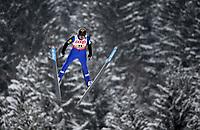Kombinert<br /> VM 2013<br /> Predazzo / Val di Fiemme Italia<br /> 24.02.2013<br /> Foto: Gepa/Digitalsport<br /> NORWAY ONLY<br /> <br /> FIS Nordische Ski Weltmeisterschaften 2013 in Val di Fiemme, Normalschanze, Teambewerb. Bild zeigt Magnus Moan (NOR).