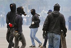 September 15, 2016 - Paris - manifestants (Credit Image: © Panoramic via ZUMA Press)