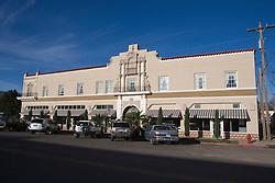 Paisano Hotel, Marfa, Texas.