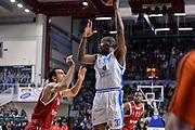 DESCRIZIONE : Eurolega Euroleague 2015/16 Group D Dinamo Banco di Sardegna Sassari - Brose Basket Bamberg<br /> GIOCATORE : Jarvis Varnado<br /> CATEGORIA : Tiro Gancio<br /> SQUADRA : Dinamo Banco di Sardegna Sassari<br /> EVENTO : Eurolega Euroleague 2015/2016<br /> GARA : Dinamo Banco di Sardegna Sassari - Brose Basket Bamberg<br /> DATA : 13/11/2015<br /> SPORT : Pallacanestro <br /> AUTORE : Agenzia Ciamillo-Castoria/L.Canu