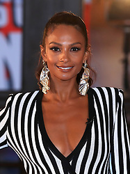 Alesha Dixon attending the Britain's Got Talent Photocall at the Opera House, Church Street, Blackpool.