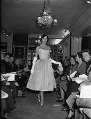 1956 - Dior Spring Collection  at Brown Thomas, Grafton Street