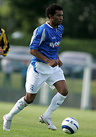 Fotball, treningskamp, Egersund, <br /> Birmingham City FC - EIK, (2-0),<br /> Jermaine Pennant,<br /> Foto: Sigbjørn Andreas Hofsmo, Digitalsport