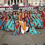 Diwali in Trafalgar Square