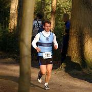 BAV wintercup loop 2005 Baarn, Willem Dykstra