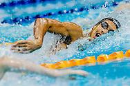 GONZALEZ Hugo ESP<br /> 200 Medley Men Heats<br /> Day02 26/08/2015 - OCBC Aquatic Center<br /> V FINA World Junior Swimming Championships<br /> Singapore SIN  Aug. 25-30 2015 <br /> Photo A.Masini/Deepbluemedia/Insidefoto