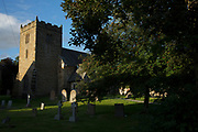 St Mary's Church in Kilburn. The Grade II listed building was erected in the early 12th century and underwent restoration in 1869. Kilburn is a village and civil parish in North Yorkshire, England. It lies on the edge of the North York Moors National Park, Yorkshire, England, UK.