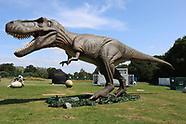 Jurassic Encounter London launch