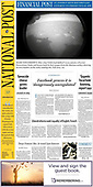 February 19, 2021 (CANADA): Front-page: Today's Newspapers In CANADA