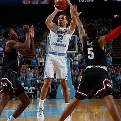 2019-11-15 Gardner-Webb at North Carolina basketball