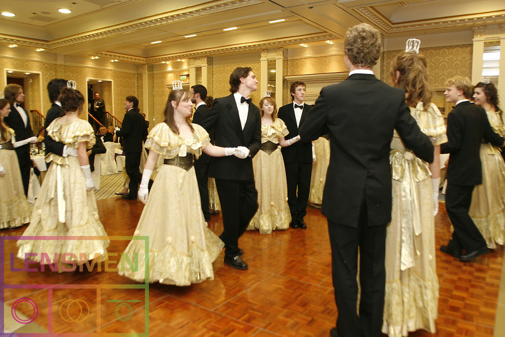 Viennese Gala Ball<br /><br />Pictured at the Viennese Gala Ball at the Shelbourne Hotel Dublin on 5th October 2007 in aid of Cystics Fibrosis<br /><br />Commissioned by Austrian Embassy - Commercial Section *** Local Caption *** Copyright and Related Rights Act, 2000.<br />Under the Copyright and Related Rights Act, 2000 the copyright of any photograph or image belongs to and remains with SKP & Associates Ltd trading as Lensmen & Associates. If clients wish to use their images for promotional or advertising purposes SKP & Associates Ltd T/A Lensmen & Associates would recommend that the Client would get model release forms signed and dates from the people within the image. If there are children within the images either a parent or a guardian must sign model release forms before any photographs are taken, thus giving written permission to the client to the use of the images for any purpose the client so wishes. It would  be up to you,  It is important to note that under the COPYRIGHT AND RELATED RIGHTS ACT 2000 the copyright of these photographs are the property of the photographer and they cannot be copied, scanned, reproduced or electronically stored in any form whatsoever without the written permission of the photographer