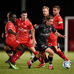 27th September 2020 - NPL Queensland Senior Men RD16: Olympic FC v Gold Coast Knights
