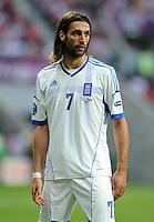 Giorgos Samaras of Greece