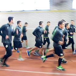 20150108: SLO, Football - Practice session of NK Olimpija Ljubljana