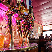 Pink Pony Bar On Mackinac Island, Michigan