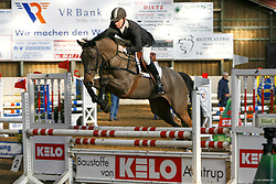 , Ladelund 24 - 26.02.2006, Adrett´s Roxana - Ripke, Andreas