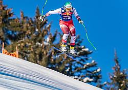22.01.2019, Streif, Kitzbühel, AUT, FIS Weltcup Ski Alpin, Abfahrt, Herren, 1. Training, im Bild Otmar Striedinger (AUT) // Otmar Striedinger of Austria during the 1st Training of mens downhill of FIS Ski Alpine Worldcup at the Streif in Kitzbühel, Austria on 2019/01/22. EXPA Pictures © 2019, PhotoCredit: EXPA/ Stefan Adelsberger