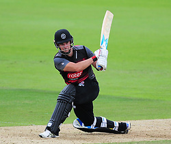 Jim Allenby of Somerset in action.  - Mandatory by-line: Alex Davidson/JMP - 02/08/2016 - CRICKET - The Ageas Bowl - Southampton, United Kingdom - Hampshire v Somerset - Royal London One Day