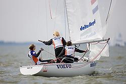08_002012 © Sander van der Borch. Medemblik - The Netherlands,  May 23th 2008 . Third day of the Delta Lloyd Regatta 2008.