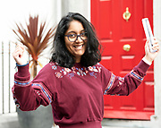 13/08/2019 Repro Free:  Max Points  for Adithi Gowda 625 and will do Medicine in NUI Galway  and received her Leaving Certificate Results from Yeats College in Galway City. Photo:Andrew Downes, xposure.