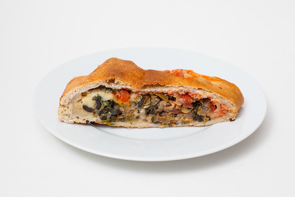 Leftover Vegetarian Stromboli from Key Pizza (LEFTOVER$) - FESTIVUS