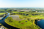 Nederland, Noord-Brabant, Den Bosch, 23-08-2016; Natuurgebied Fransche Wielen.<br /> Nature areas, North of Den Bosch.<br /> <br /> luchtfoto (toeslag op standard tarieven);<br /> aerial photo (additional fee required);<br /> copyright foto/photo Siebe Swart