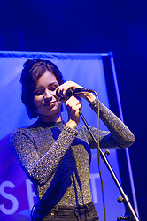 November 13, 2018 - Nina Nesbitt performs live onstage at o2 Shepherds Bush Empire, London, United Kingdom on November 13th 2018 (Credit Image: © RMV via ZUMA Press)