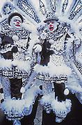 Philadelphia Mummer's Parade Costume, New Year's Day, Philadelphia, PA