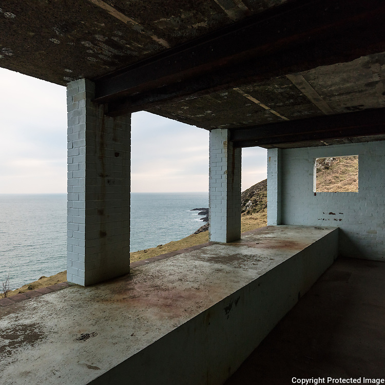 Strumble Head WW2 Lookout, Pembrokeshire.