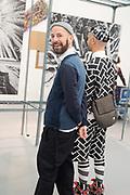MIKHAIL KARIKIS; VIRIEL ORLOW, Frieze, 3 October 2018
