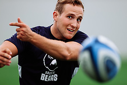 Max Malins in action as Bristol Bears start to use their new almost completed Training centre - Rogan/JMP - 08/07/2020 - RUGBY UNION - Beggar Bush Lane - Bristol, England.