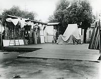 1917 Christie Studios at Sunset Blvd. & Gower St.