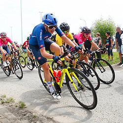 KNOKKE HEIST (BEL) July 10 CYCLING: 2nd Stage Baloise Belgium tour: Martina Alzini