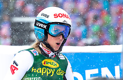 27.10.2018, Rettenbach Ferner, Sölden, AUT, FIS Weltcup Ski Alpin, Sölden, Riesenslalom, Damen, 1. Lauf, im Bild Eva-Maria Brem (AUT) // Eva-Maria Brem of Austria in action during her 1st run of ladie's Giant Slalom of the FIS Ski Alpine Worldcup opening at the Rettenbach Ferner in Sölden, Austria on 2018/10/27. EXPA Pictures © 2018, PhotoCredit: EXPA/ Erich Spiess