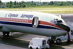 Cayman Airways Airplane