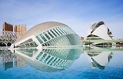 Hemisferic, City of Arts and Sciences, Valencia, Spain