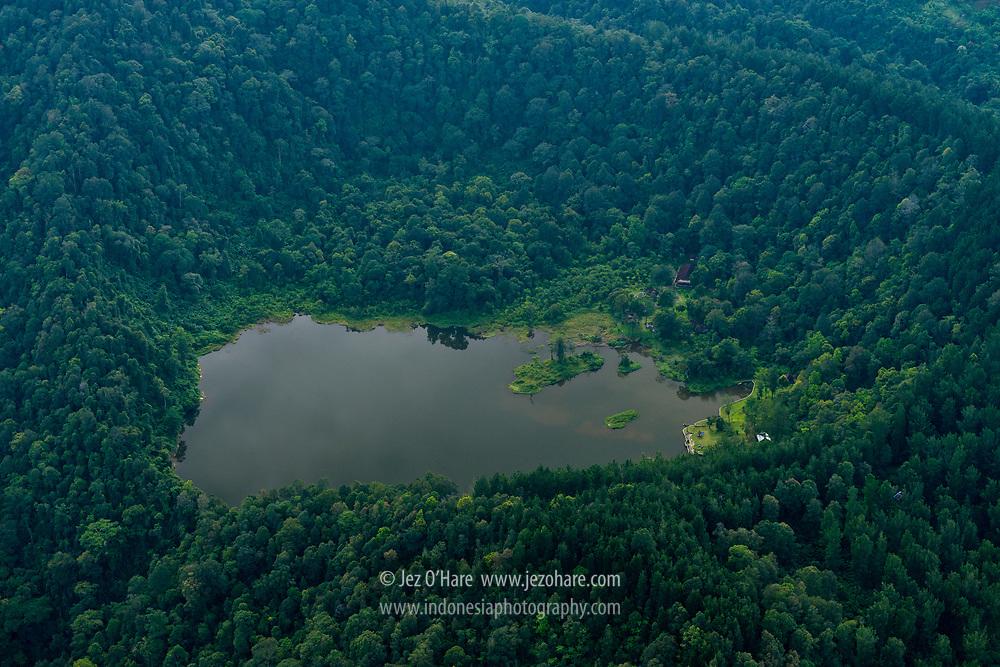 SItu Gunung, Cisaat, Sukabumi, West Java, Indonesia