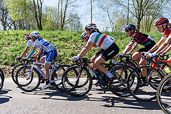 Elena Cecchini (CANYON//SRAM Racing) - Flèche Wallonne Femmes - a 137km road race from starting and finishing in Huy on April 20, 2016 in Liege, Belgium.