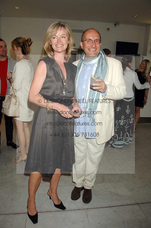 KIT & KATIE HESKETH-HARVEY at a reception hosted by Vogue magazine to launch photographer Tim Walker's book 'Pictures' sponsored by Nude, held at The Design Museum, Shad Thames, London SE1 on 8th May 2008.<br /><br />NON EXCLUSIVE - WORLD RIGHTS