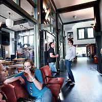 Nederland, Amsterdam , 22 september 2010..Filmhuis en cafe Kriterion..Foto:Jean-Pierre Jans