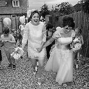 Wedding in Burnham Overy, Norfolk, UK