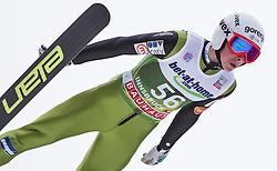 03.01.2013, Bergisel Schanze, Innsbruck, AUT, FIS Ski Sprung Weltcup, 61. Vierschanzentournee, Qualifikation, im Bild Jaka Hvala (SLO) // Jaka Hvala of Slovenia during Qualification of 61th Four Hills Tournament of FIS Ski Jumping World Cup at the Bergisel Schanze, Innsbruck, Austria on 2013/01/03. EXPA Pictures © 2012, PhotoCredit: EXPA/ Juergen Feichter