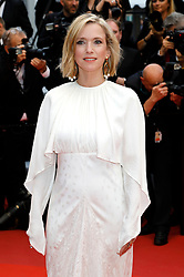May 14, 2019 - Cannes, Alpes-Maritimes, Frankreich - Laa Drucker attending the opening ceremony and screening of 'The Dead Don't Die' during the 72nd Cannes Film Festival at the Palais des Festivals on May 14, 2019 in Cannes, France (Credit Image: © Future-Image via ZUMA Press)