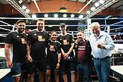 Boxen: Universum Boxpromotion, Boxgala, Waage, Hamburg, 18.06.2021<br /> Team Boxen im Norden<br /> © Torsten Helmke