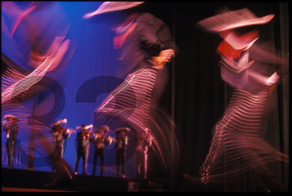 Mexican folk dance