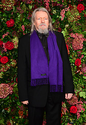 Christopher Hampton attending the Evening Standard Theatre Awards 2018 at the Theatre Royal, Drury Lane in Covent Garden, London
